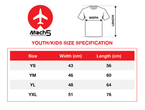 youth-size