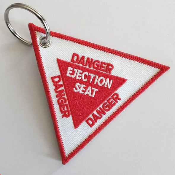 EJECTION SEAT Keyring