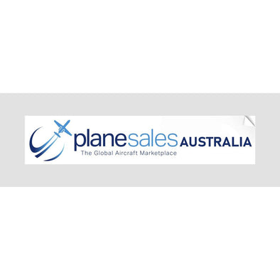 PLANE SALES AUSTRALIA Sticker