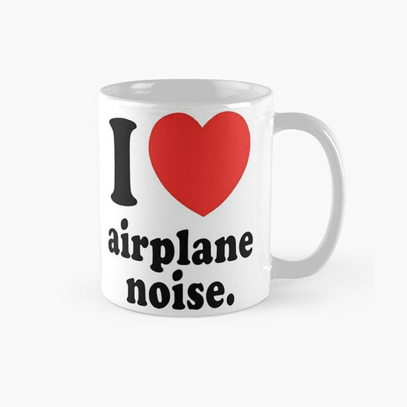 I Love Aeroplane Noise