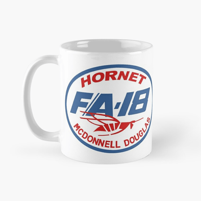 F/A-18 HORNET RAAF SQUADRON PATCH (1 of 2) Mug