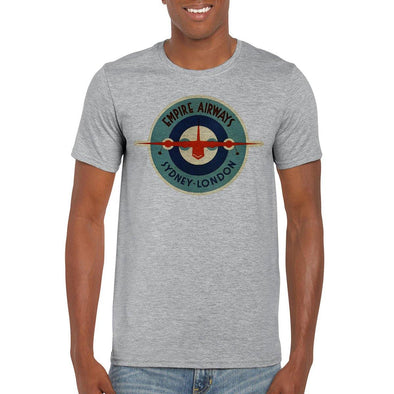 EMPIRE AIRWAYS LOGO Vintage T-Shirt