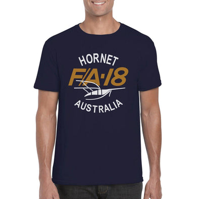 F/A-18 HORNET RAAF SQUADRON PATCH (2 of 2) T-Shirt