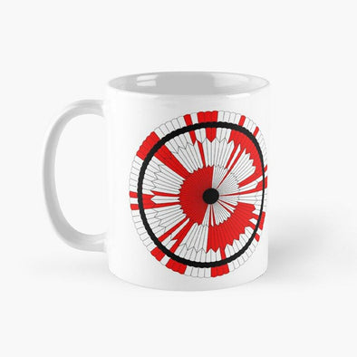 "MARS 2020 PARACHUTE ""DARE MIGHTY THINGS"" Mug"