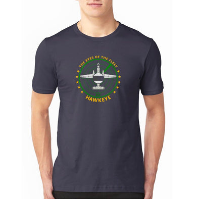 "E-2 HAWKEYE ""THE EYES OF THE FLEET"" T-Shirt"