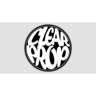 CLEAR PROP Sticker