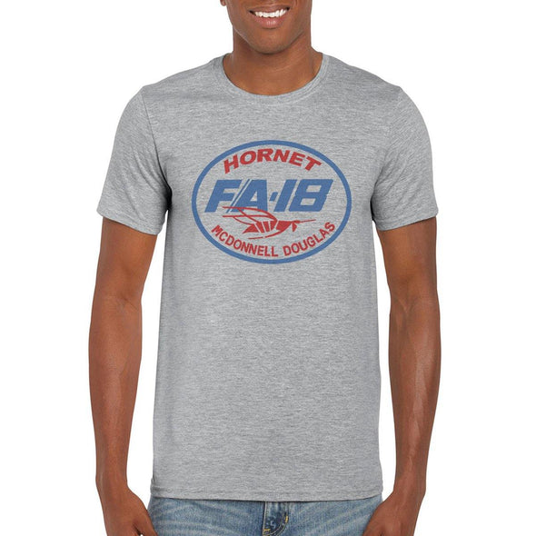 F/A-18 HORNET RAAF SQUADRON PATCH (1 of 2)T-Shirt