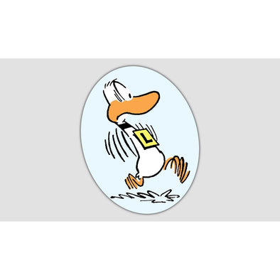 "SWAMP® ""DING DUCK TAKE OFF ROLL"" Sticker"