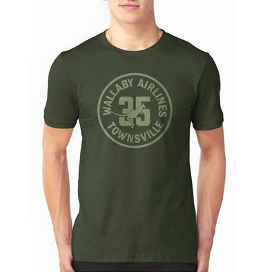 35SQN WALLABY AIRLINES T-Shirt