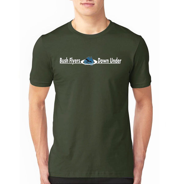 BUSH FLYERS DOWN UNDER (2 of 2) T-Shirt