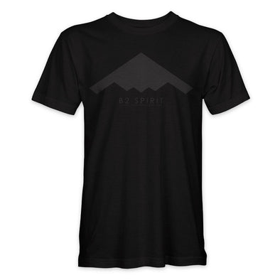 B2 SPIRIT STEALTH SERIES T-SHIRT
