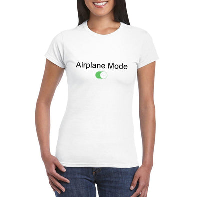 AIRPLANE MODE ON Women's T-shirt
