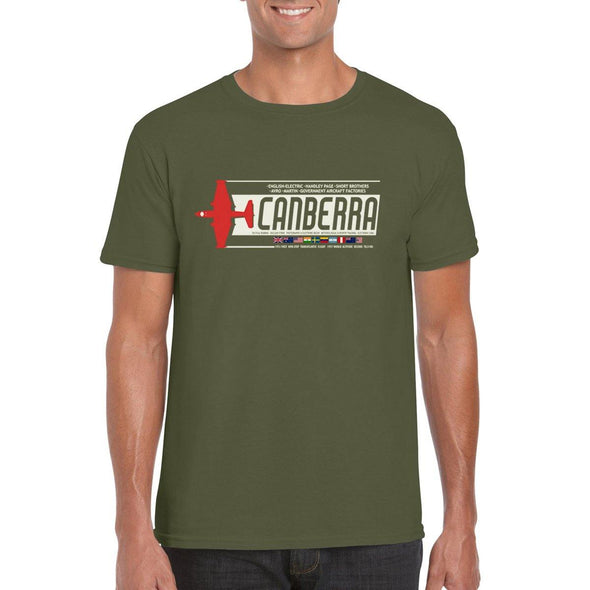 "CANBERRA ""ROLL OF HONOUR"" T-Shirt"