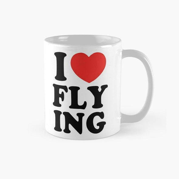 I Love FLYING