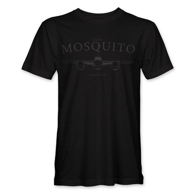 DE HAVILLAND MOSQUITO STEALTH SERIES T-Shirt
