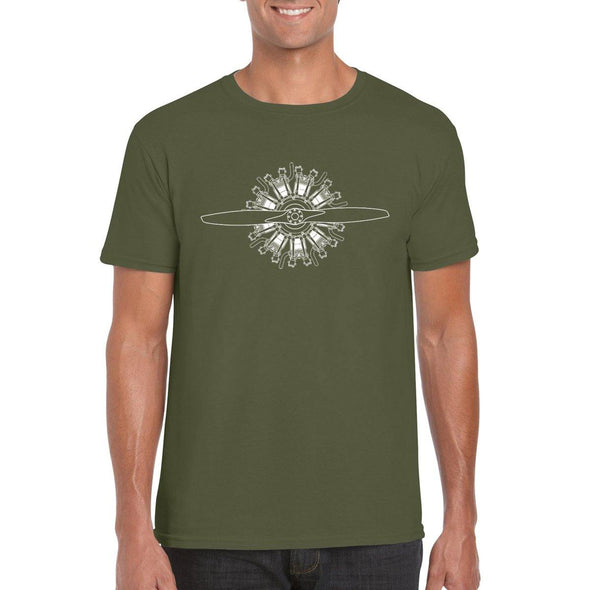 RADIAL ENGINE DESIGN T-Shirt