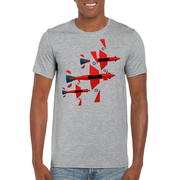 ROULETTE FORMATION Unisex Semi-Fitted T-Shirt