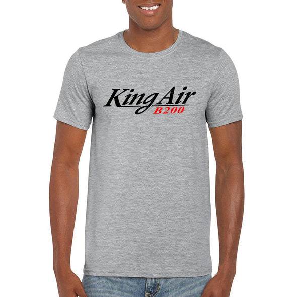 KING AIR B200 Unisex T-Shirt