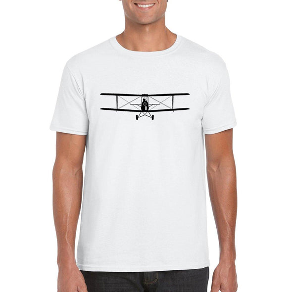 TIGERMOTH Unisex Semi-Fitted T-Shirt