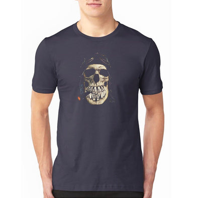 TALLY-HO SKULL T-Shirt