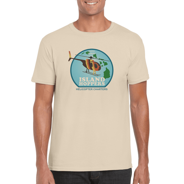 ISLAND HOPPERS HELICOPTER CHARTER T-Shirt