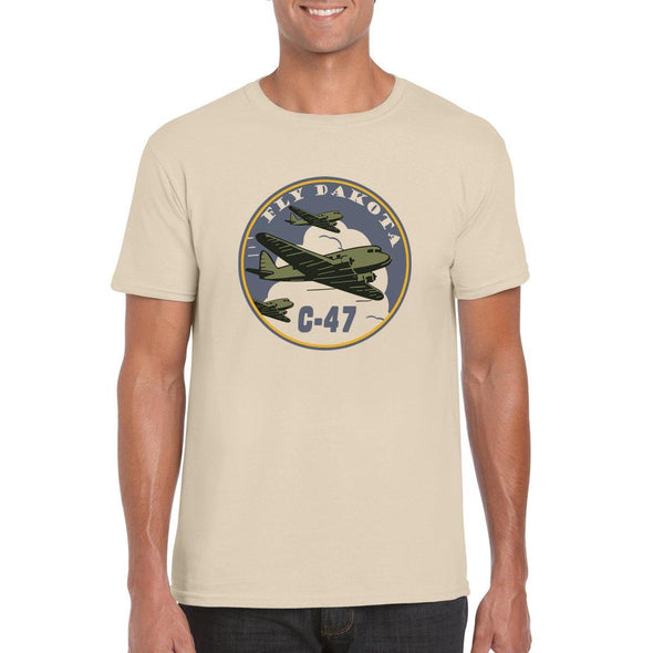 "C-47 ""FLY DAKOTA"" T-Shirt"