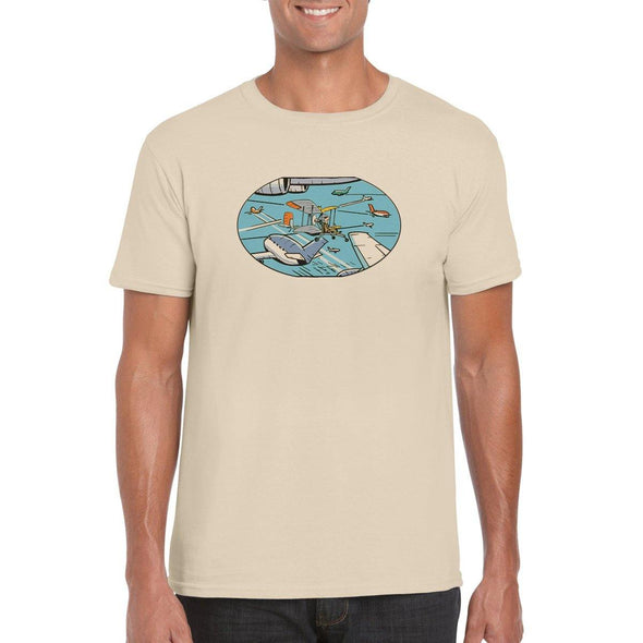 "SWAMP® ""CONTROLLED AIRSPACE"" T-Shirt"