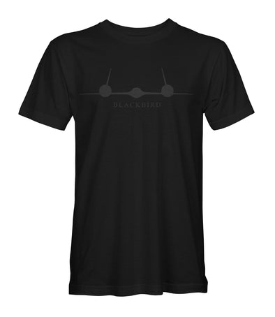SR-71 BLACKBIRD STEALTH SERIES T-Shirt