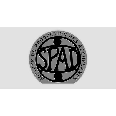 SPAD Sticker