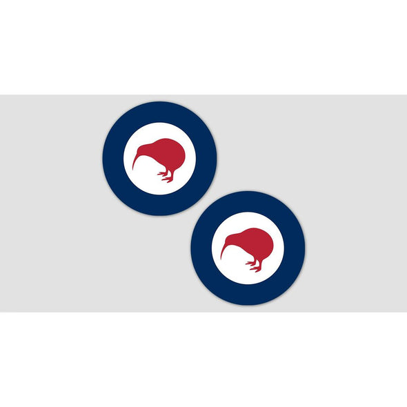 RNZAF ROUNDEL (PAIR) Sticker