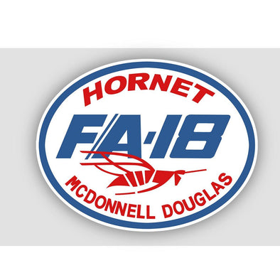 F/A-18 HORNET RAAF SQUADRON PATCH (1 of 2) Sticker