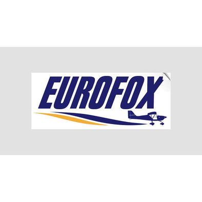 EUROFOX Sticker