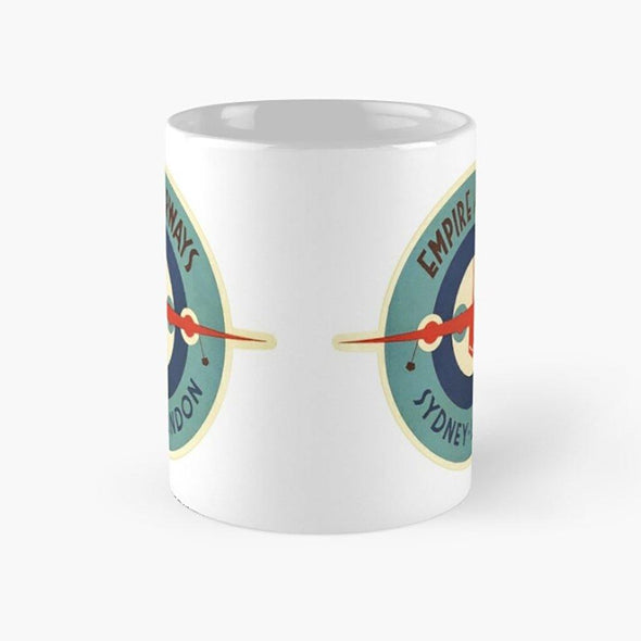 VINTAGE EMPIRE AIRWAYS Mug