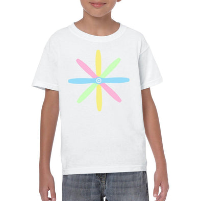 PROPELLER Youth Semi-Fitted T-Shirt