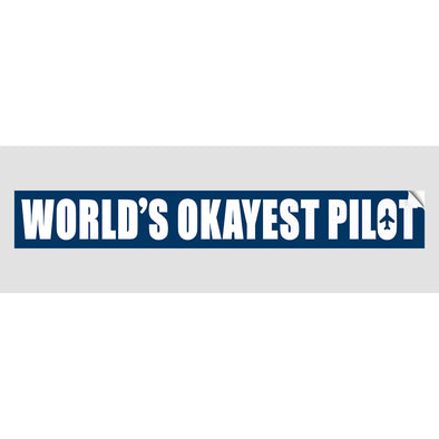 World's Okayest Pilot