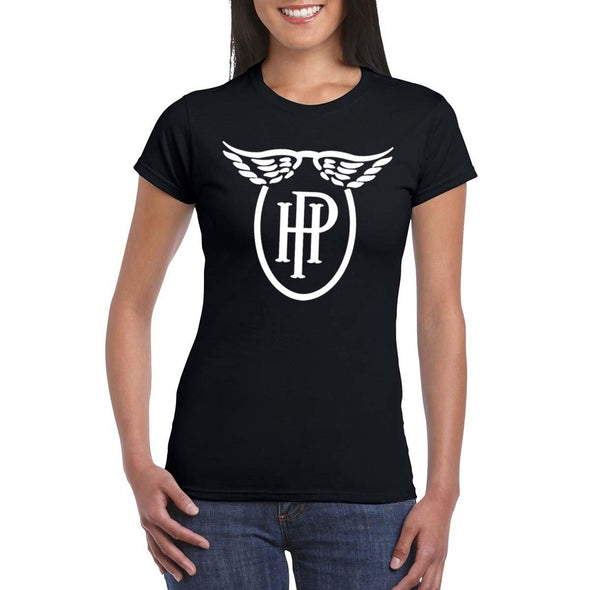 HANDLEY PAGE Logo Women's Aviation T-Shirt