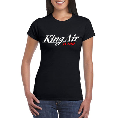 KING AIR B200 Women's T-Shirt