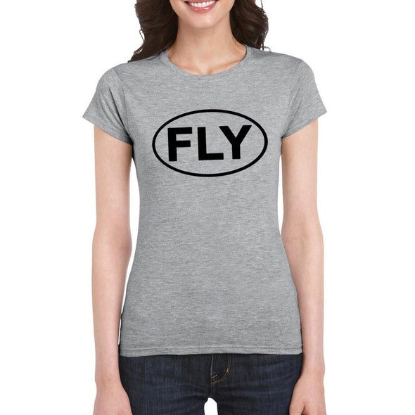 FLY Semi-Fitted Women's T-Shirt