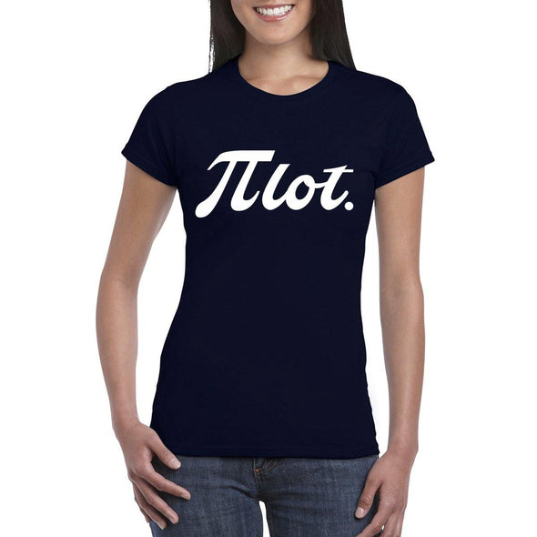 PI-LOT Women's Semi-Fitted T-Shirt