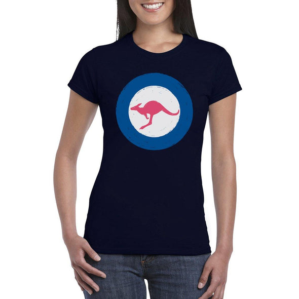 ROUNDEL Woman's Semi-Fitted T-Shirt