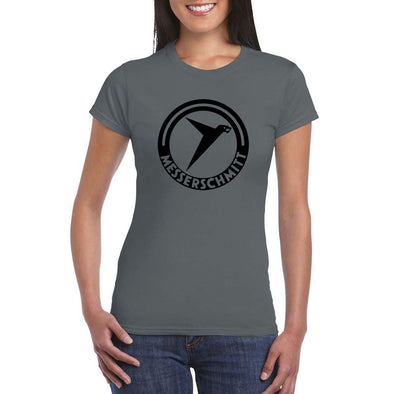 MESSERSCHMITT Women's Semi-Fitted T-Shirt
