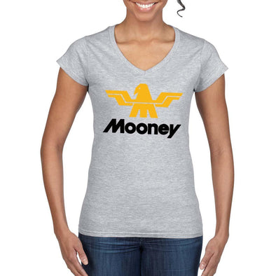 MOONEY Vintage Logo Women's T-Shirt.