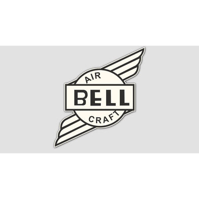 BELL AIRCRAFT Sticker