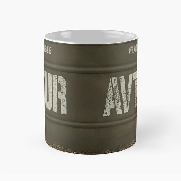 AVTUR FUEL DRUM Mug
