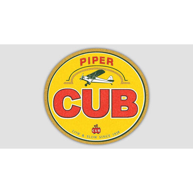 FULL STRENGTH CUB Sticker