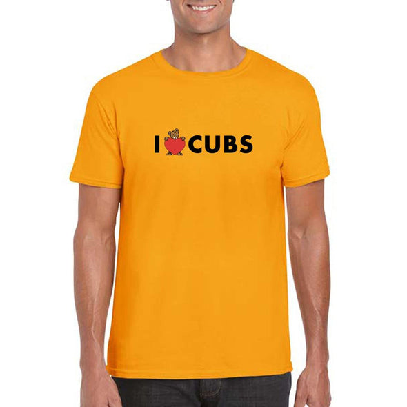 I LOVE CUBS T-Shirt