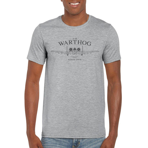 "A-10 WARTHOG ""Bringing a world of BRRRRRT! SINCE 1976"" T-Shirt"