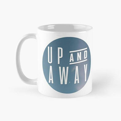 UP AND AWAY Mug