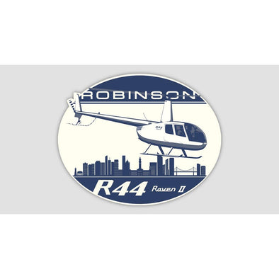 ROBINSON R44 Sticker