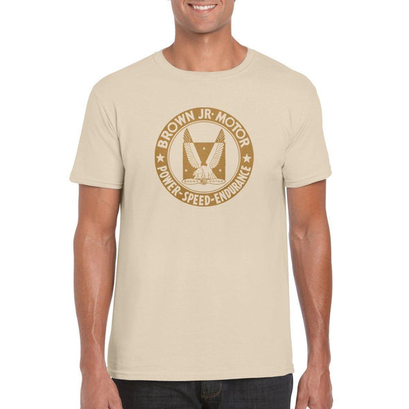 BROWN JR MOTOR T-Shirt